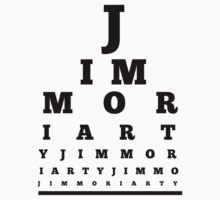 Jim Moriarty T-shirt by valeriabald