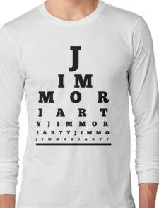Jim Moriarty T-shirt Long Sleeve T-Shirt