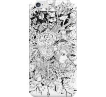 The Legend of Link. iPhone Case/Skin