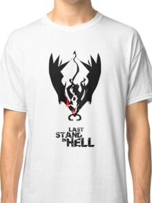 Last Stand in Hell - the Battle Classic T-Shirt