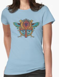 Ankh Womens Fitted T-Shirt