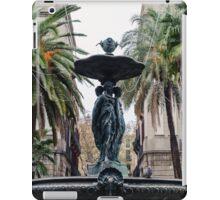 Barcelona - Plaza Real  iPad Case/Skin