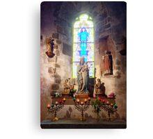 Saint-Pierre Church Canvas Print