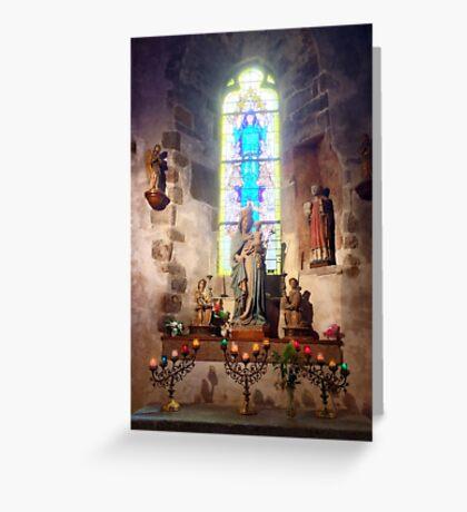 Saint-Pierre Church Greeting Card