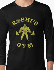 Roshi's Gym | Dragon Ball Long Sleeve T-Shirt