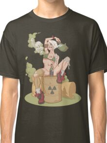 Tank Girl smells like toxic waste Classic T-Shirt