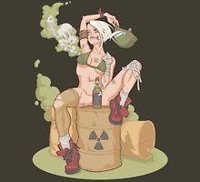 Tank Girl smells like toxic waste Unisex T-Shirt