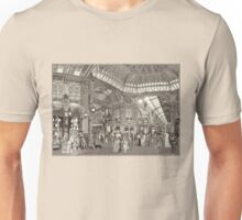 The Arcade (Monochrome) Unisex T-Shirt