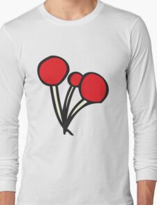 cherrys Long Sleeve T-Shirt