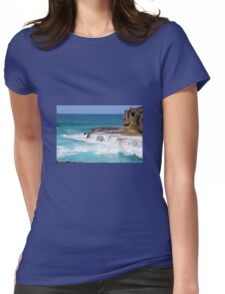 Coastline Womens Fitted T-Shirt