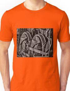 Heavy Wheels Unisex T-Shirt