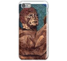 421 - WILLIE CARR - 03 - DAVE EDWARDS - MIXED MEDIA - 2015 iPhone Case/Skin