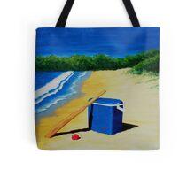 This is Australia, Beach Cricket Tote Bag