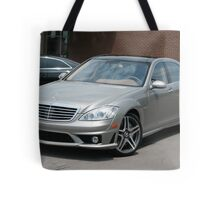 S63 Bad Mercedes Benz - Super Charged  Tote Bag