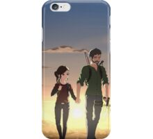 The last of us HQ Poster iPhone Case/Skin
