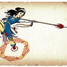 Zhen Ming - Art of the Spear by Joumana Medlej