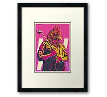 Richard Framed Print
