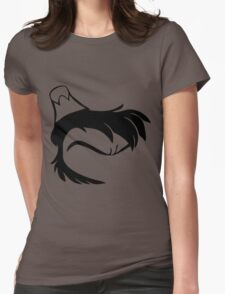 Abu Womens Fitted T-Shirt