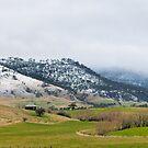Highland Snow by AnthonyDavey
