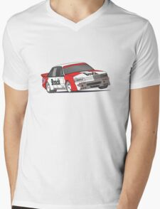 VK Brock Edition Commodore Mens V-Neck T-Shirt