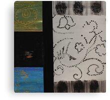 "Yahm ""Mystical East"" 1/3 Canvas Print"