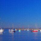 Quiet Sea by jean-louis bouzou