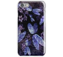 Dragonfly Blue iPhone Case/Skin
