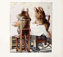 The Tale of Two Bad Mice Beatrix Potter 1904 0036 Can't Cut the Food by wetdryvac