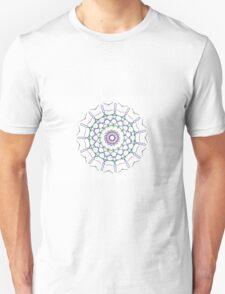 Random Psychedelic Kaleidoscope 6 T-Shirt