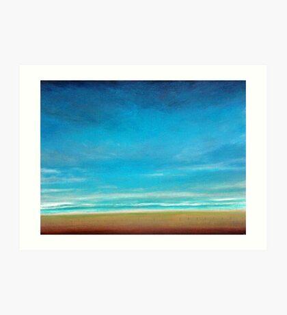 Andersons Road - Bellarine Peninsula Art Print