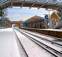 Birchington-on-Sea Railway Station by Geoff Carpenter