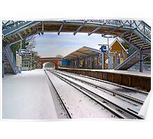 Birchington-on-Sea Railway Station Poster