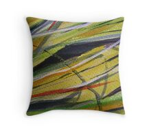Abstract 1 Original Throw Pillow