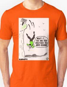 Lovers Leap. Unisex T-Shirt