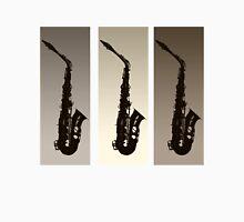 Three Saxophones Unisex T-Shirt