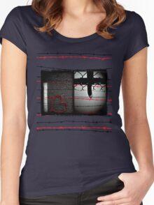 forbidden - tee Women's Fitted Scoop T-Shirt