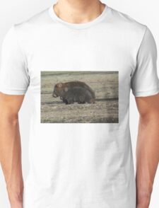 Wombat and Young Unisex T-Shirt