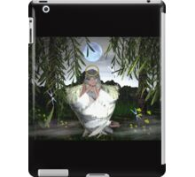Emotions-I wept iPad Case/Skin