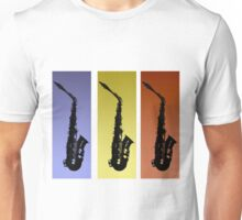 Saxophone T Shirt Unisex T-Shirt