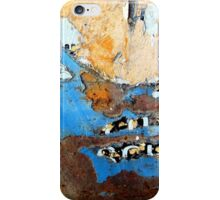 Rockpool with fish iPhone Case/Skin