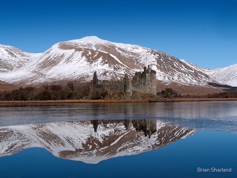 """""""Kilchurn Castle, Loch Awe, Scotland, United Kingdom"""" by ..."""