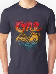 One Heart Unisex T-Shirt