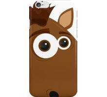 Cartoon Horse iPhone Case/Skin