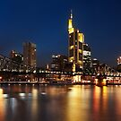 Mainhattan by Michael Breitung