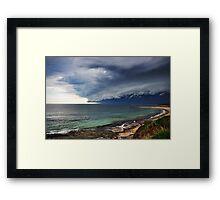 """Mega Beast,"" Cape Paterson Framed Print"