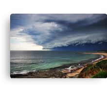 """Mega Beast,"" Cape Paterson Canvas Print"