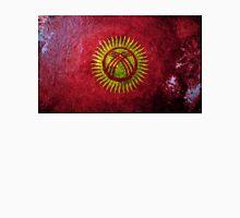 Kyrgyzstan Grunge Unisex T-Shirt