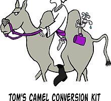 Camel Conversion Kit. by Blakhuma