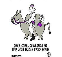 Camel Conversion Kit. Photographic Print