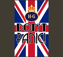 Don't Panic - Home Guard Unisex T-Shirt